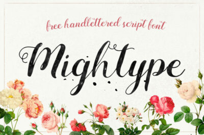 10 Free Commercial Use Fonts For Branding