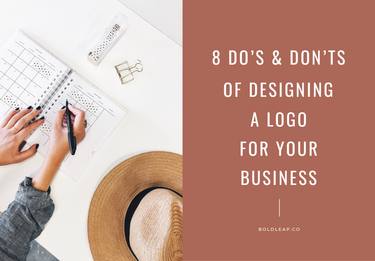 8 Do's and Dont's of Designing a Logo for Your Business - designingalogo2 Featured Image 1