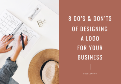 8 Do's and Dont's of Designing a Logo for Your Business