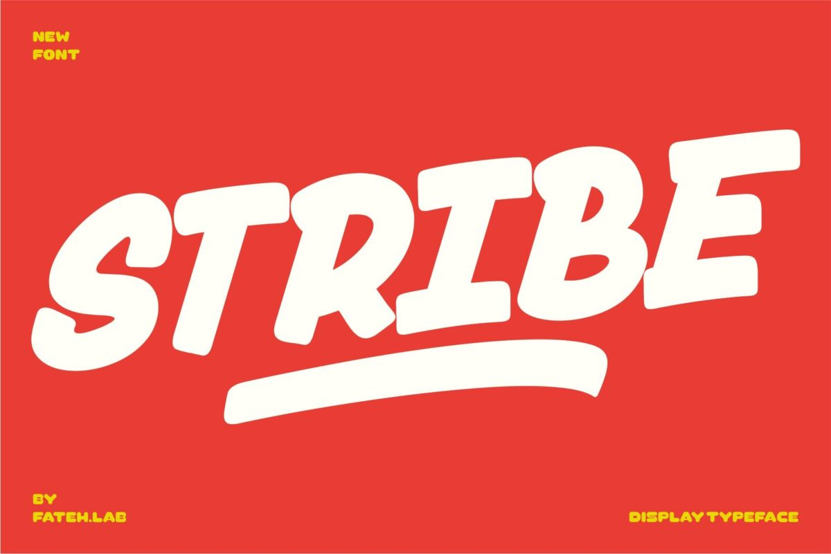 10 of the Best Urban Fonts - 01
