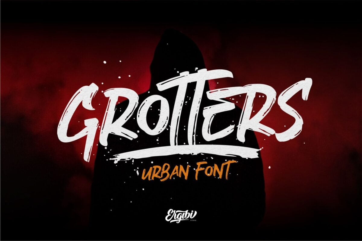 10 of the Best Urban Fonts - 1.