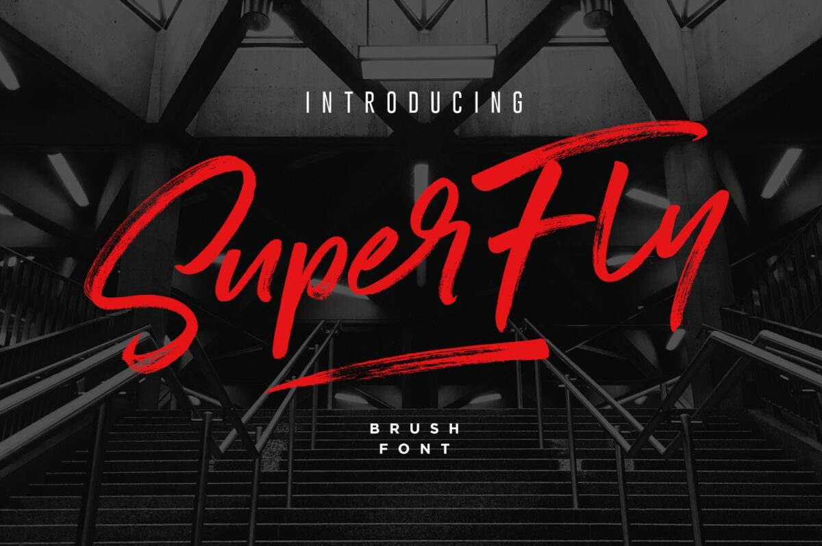 10 of the Best Urban Fonts - superfly